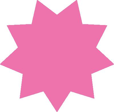 Rosa stjärna